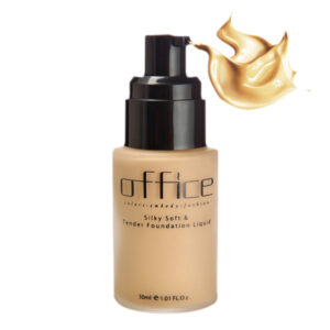 Silky Soft And Tender Foundation Liquid